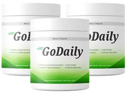 GoDaily Prebiotic Supplement Reviews – Does it really combination of natural ingredients!