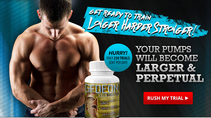 Gedeon Testo Booster Reviews -Does It Really Work In Muscle Building?