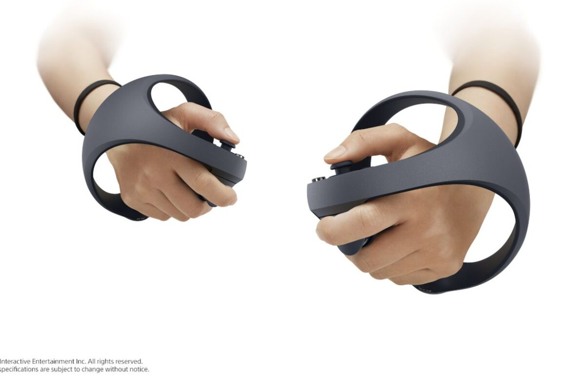 Sony Unveiled Controller Of Play-Station VR!