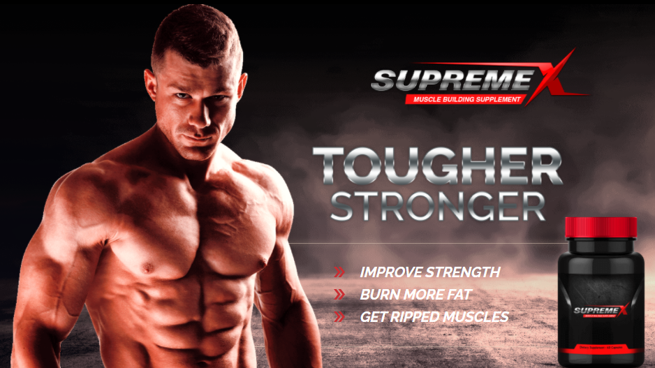 SupremeX Muscle – Does It Really Work?