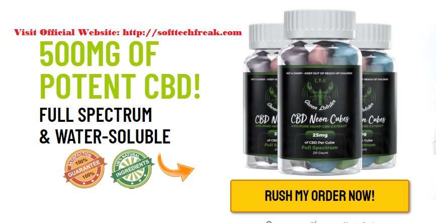 Green Lobster CBD Oil Or Gummies: Does it really work?