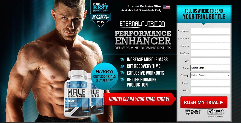 Eternal Nutrition -Reviews, Benefit, Pills, Price&Buy!